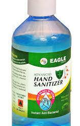 EAGLE SANITIZER 200ml Hand Sanitizer Bottle