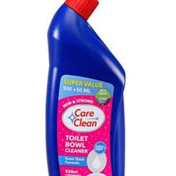Care Clean Toilet Cleaner | Bathroom Toilet Bowl Cleaner Liquid Strong 500ml