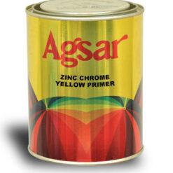 Agsar Zinc Chrome Yellow Metal Primer