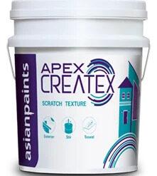 Asian paints Apex Createx Scratch Finish