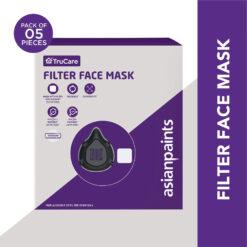 Asian Paints TruCare Filter Face Mask