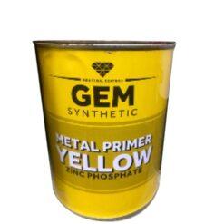 Gem Synthetic Zinc Chromate Yellow Metal Primer