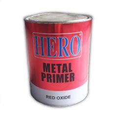 Hero Red Oxide Metal Primer 1 Litre