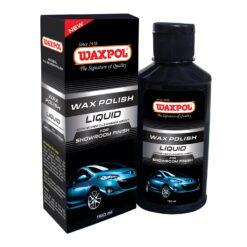 Waxpol Showroom Finish Liquid Car Polish HardwareShack