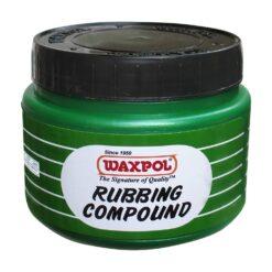 Waxpol Rubbing Compound Green (500g) HardwareShack